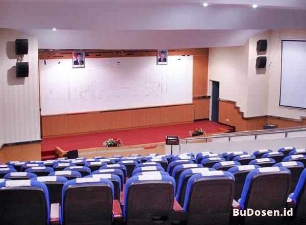 Auditorium Kampus Institut Teknologi Kalimantan