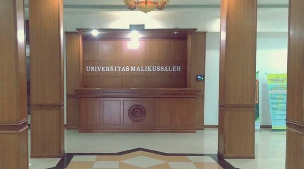 Bagian Dalam Rektorat Universitas Malik Assaleh Provinsi Aceh