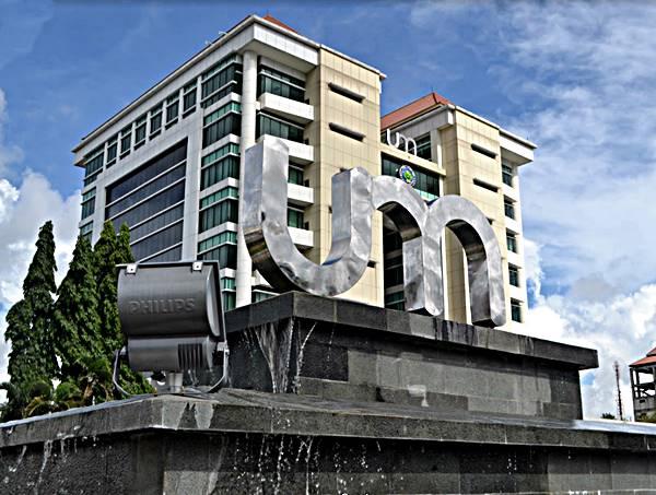 Bangunan Rektorat Universitas Negeri Malang