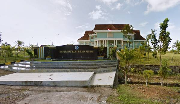 Bangunan Salah Satu Jurusan di UMRAH Tanjung Pinang Terbaru