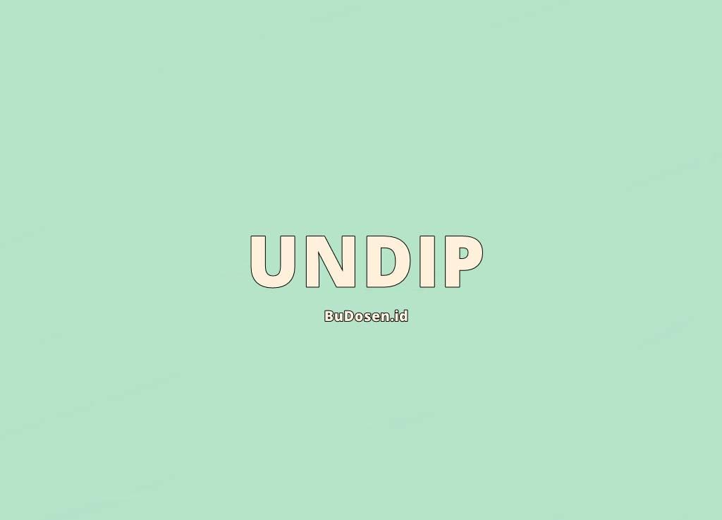 Daftar Jurusan di UNDIP Semarang Serta Fakultas Terbaru Tahun 2021