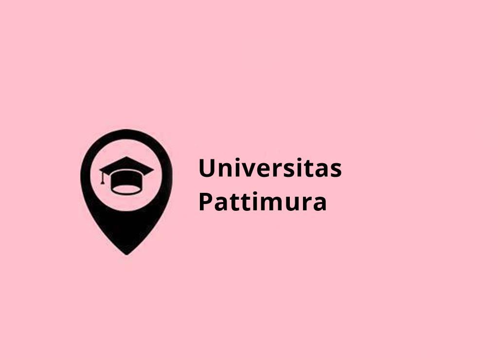 Daftar Jurusan di UNPATTI Ambon + Fakultas dan Jenjang Pendidikan Terbaru Tahun 2020