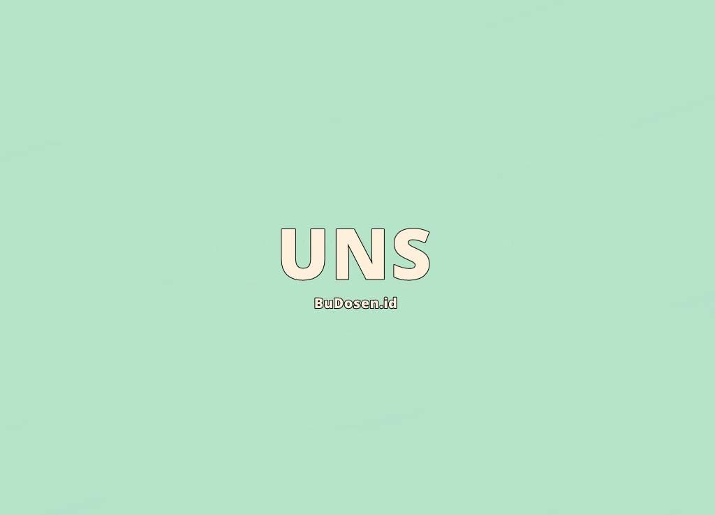 Daftar Jurusan di UNS Surakarta beserta Fakultas Terbaru Tahun 2021