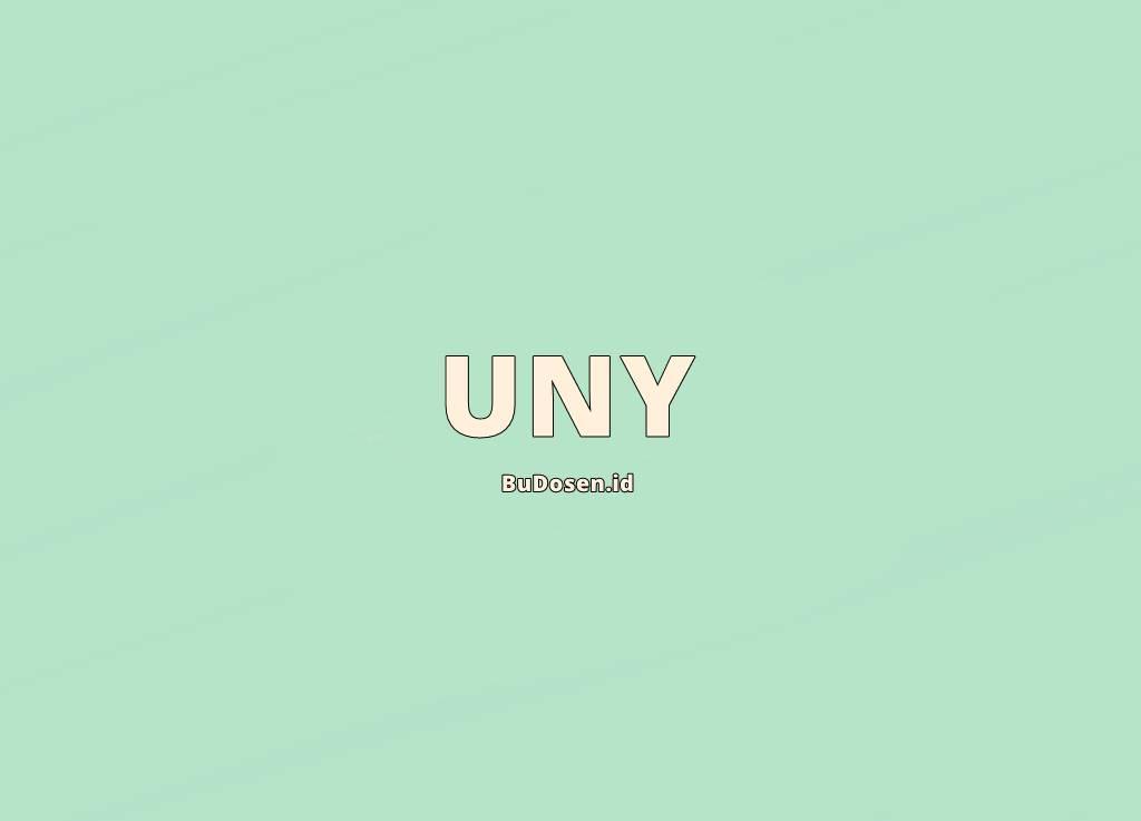 Daftar Jurusan di UNY Jogja beserta Fakultas Terbaru Tahun 2021