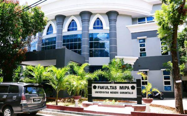 Kampus Perkuliah Beberapa Jurusan di Fakultas MIPA UNG