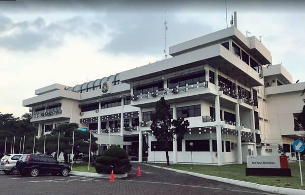 Gedung Biro Pusat Administrasi Akademik Universitas Sumatera Utara