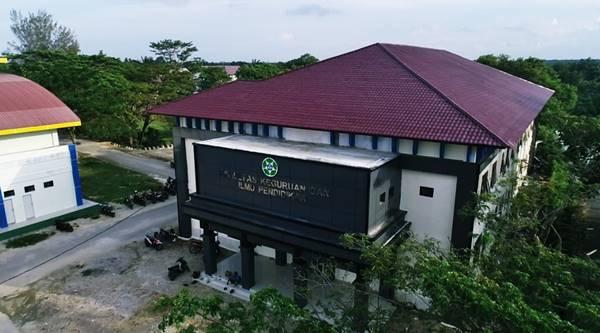 Gedung Kuliah Beberapa Jurusan di FKIP UNSAM Aceh