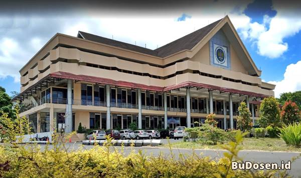 Gedung Kuliah Beberapa Jurusan di UNIMA Manado