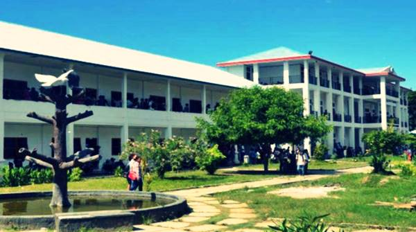 Gedung Kuliah Beberapa Jurusan Di Unimor Nusa Tenggara Timor
