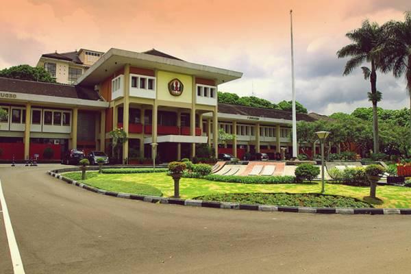 Gedung Kuliah Beberapa Jurusan di UNPAD 2021