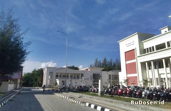 Gedung Kuliah Beberapa Jurusan di UNSYIAH Banda Aceh