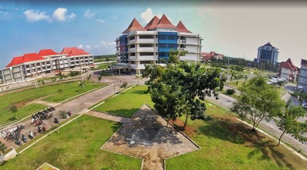 Gedung Kuliah Beberapa Jurusan di UTM Madura