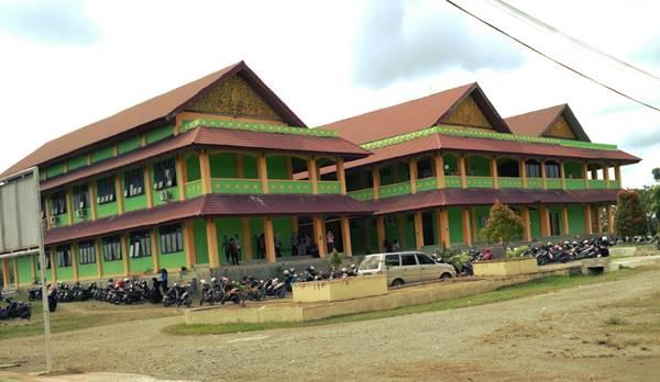 Gedung Kuliah Beberapa Jurusan Di Utu 2020