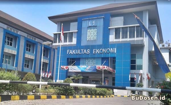 Gedung Kuliah Fakultas Ekonomi Universitas Negeri Semarang