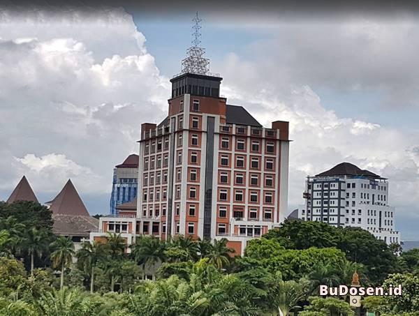 Gedung Kuliah Fakultas Ekonomi Dan Bisnis Universitas Brawijaya Malang