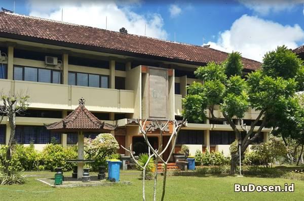 Gedung Kuliah Fakultas Ekonomi Dan Bisnis Universitas Udayana Bali