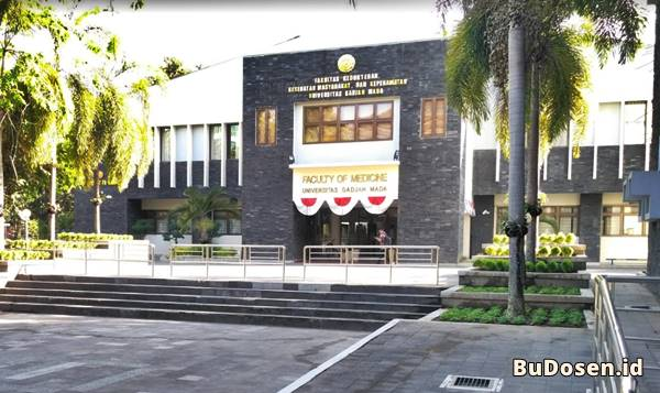 Gedung Kuliah Fakultas Kedokteran, Kesehatan Masyarakat, dan Keperawatan UGM Yogyakarta