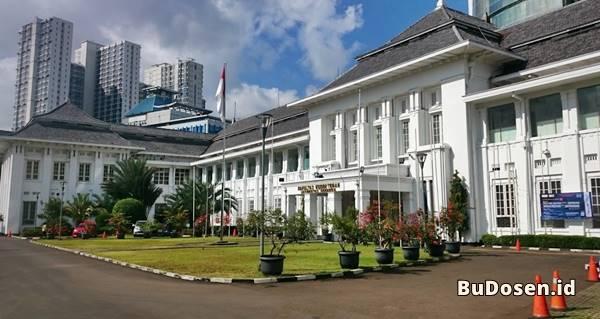 Gedung Kuliah Fakultas Kedokteran Universitas Indonesia