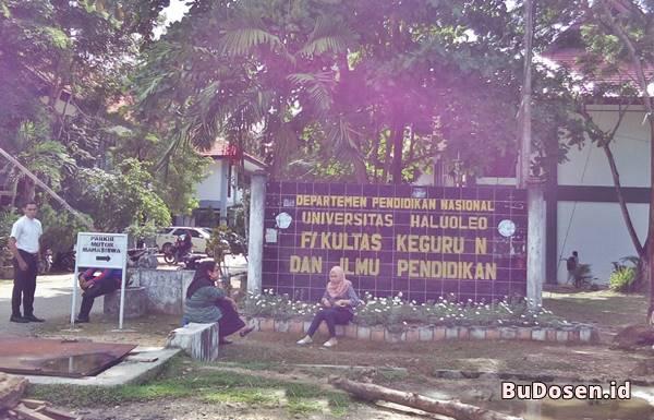 Gedung Kuliah Fakultas Keguruan Dan Ilmu Pendidikan Uho Kendari