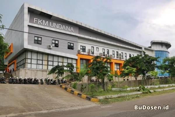 Gedung Kuliah Fakultas Kesehatan Masyarakat Universitas Nusa Cendana