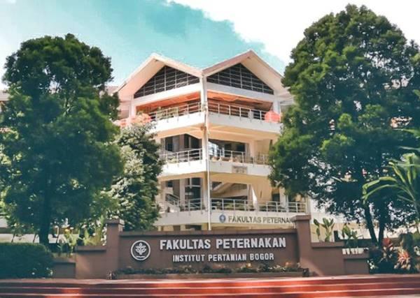 Gedung Kuliah Fakultas Peternakan IPB