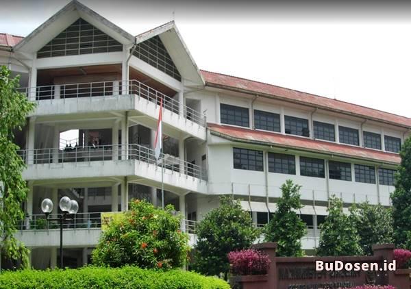 Gedung Kuliah Fakultas Peternakan Institut Pertanian Bogor