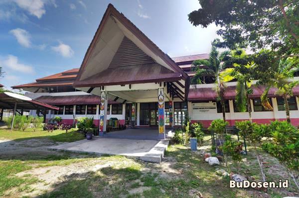 Gedung Kuliah Fakultas Peternakan Universitas Papua