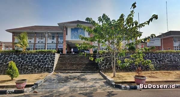Gedung Kuliah Jurusan Akuntansi Di Universitas Bangka Belitung