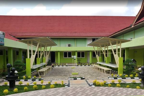 Gedung Kuliah Jurusan Ilmu Hukum Universitas Riau