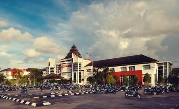 Gedung Kuliah Jurusan Kedokteran Umum Di UNTAN Periode 2021/2022
