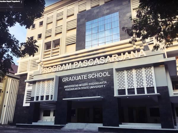 Gedung Kuliah Pps Program Pasca Sarjana Uny Yogyakarta