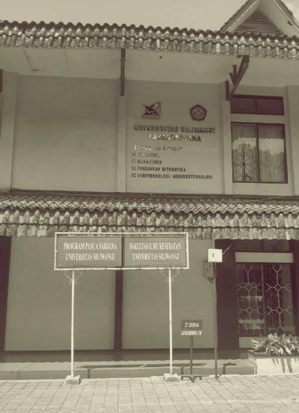 Gedung Kuliah Program Pascasarjana Jenjang Magister (S2) UNSIL Tasik