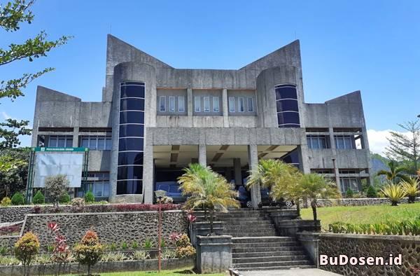 Gedung Kuliah Program Pascasarjana S2 dan S3 di UNAND Padang