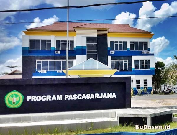 Gedung Kuliah Program Pascasarjana (S2 dan S3) di UPR