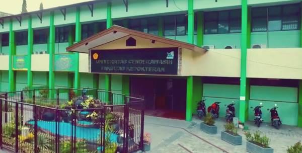 Gedung Kuliah Salah Satu Jurusan di UNCEN (Program Studi Pendidikan Dokter)