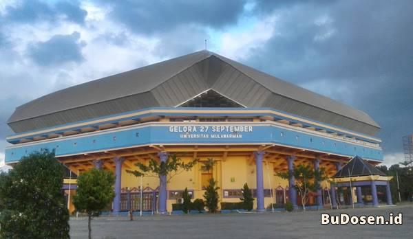 Gedung Olahraga Gelora 27 September Universitas Mulawarman Samarinda
