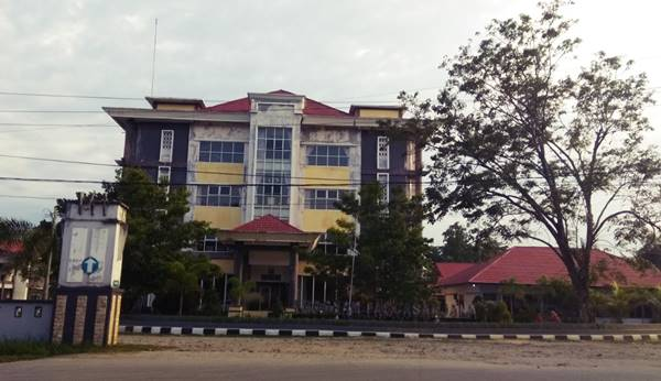 Gedung Pascasarjana Magister dan Doktor di Universitas Haluoleo Kendari
