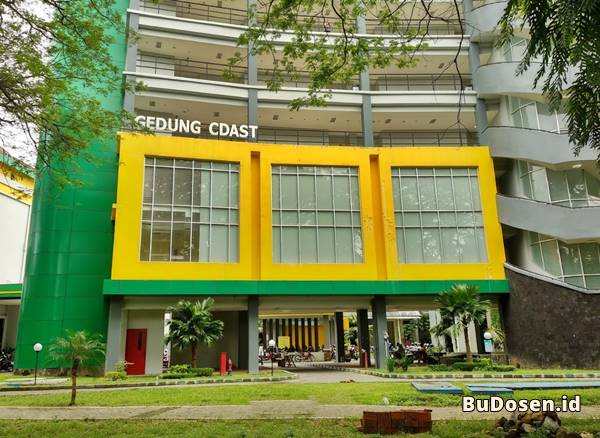 Gedung Penelitian Center for Development of Advanced Science and Technology (CDAST)