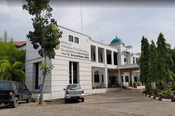 Gedung Perkuliahan Beberapa Jurusan Program Pascasarjana di UNSYIAH Periode 2021/2022