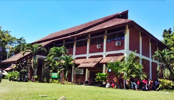 Gedung Perkuliahan Beberapa Jurusan Di Fakultas Kehutanan Unipa 2021