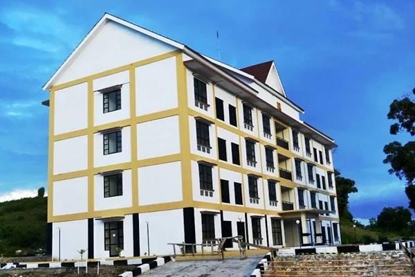 Gedung Perkuliahan Beberapa Jurusan Di UNSULBAR Majene Tahun 2021