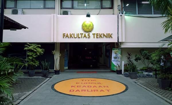 Gedung Perkuliahan Fakultas Teknik UNJ Jakarta