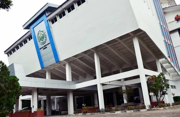 Gedung Pertemuan Serbaguna Di Universitas Negeri Medan