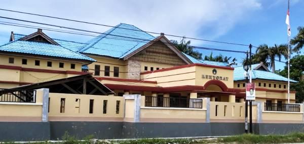 Gedung Rektorat Universitas Sembilanbelas November Kolaka