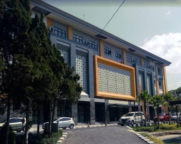 Gedung Rektorat Universitas Tidar Magelang Jawa Tengah
