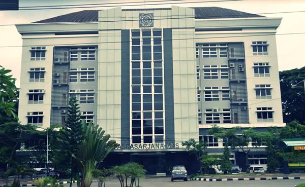 Gedung Sekolah Pascasarjana Jenjang Magister S2 Dan Doktor S3