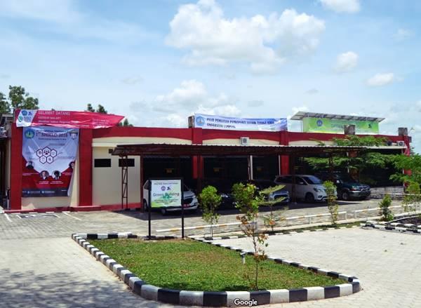 Gedung Sekretariat Program Pascasarjana Universitas Lampung