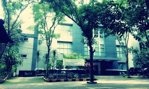 Gedung Unit Pelaksana Tugas TIK di UNNES Semarang