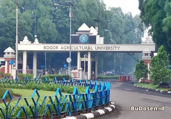 Gerbang Utama Kampus Institut Pertanian Bogor