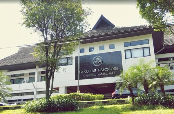 Kampus Fakultas Psikologi Universitas Padjadjaran